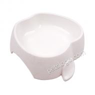 蘋果形碗 (S碼 白色)