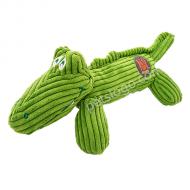 charmingpet Corduroy Balloons 玩具 (鱷魚 綠色)